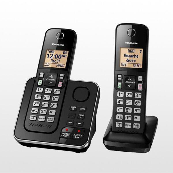Panasonic KX TGC362B Cordless Phone
