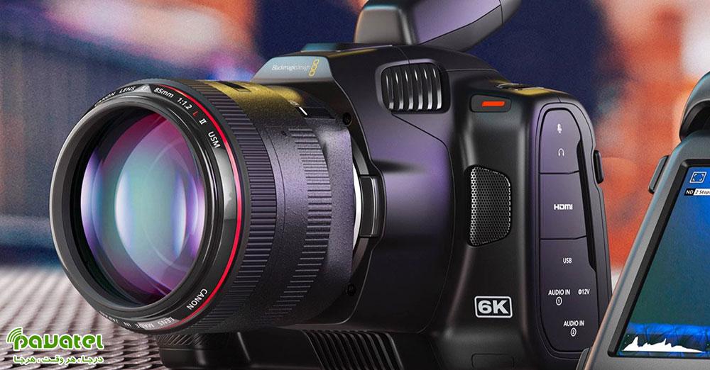 دوربین Pocket Cinema Camera 6K Pro بلک مجیک