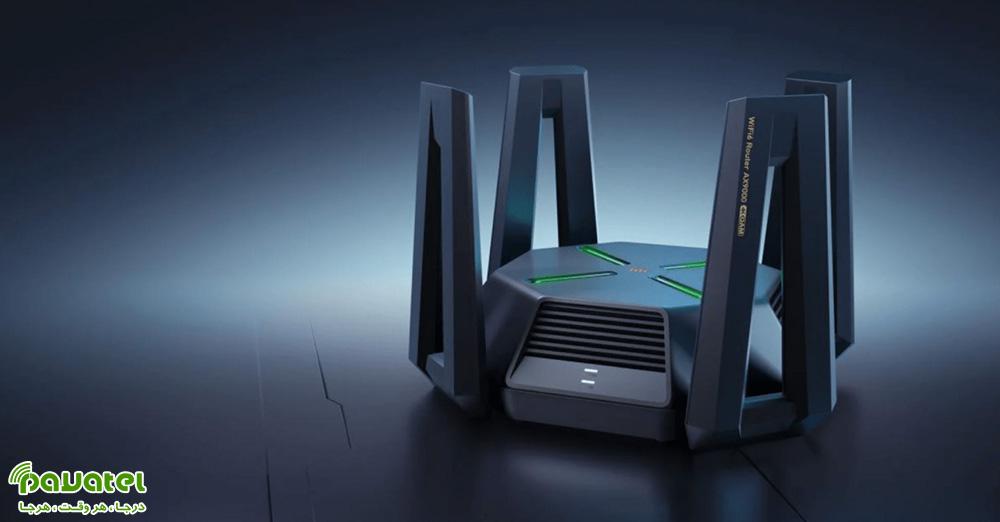 روتر گیمینگ Mi AX9000 شیائومی