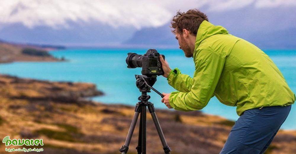 مزایای استفاد از سه پایه در عکاسی