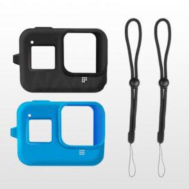 کاور سیلیکونی گوپرو 8 بامحافظ لنز