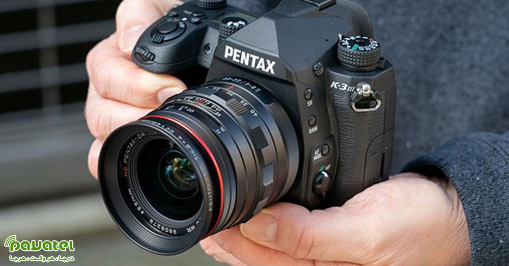 دوربین پنتاکس K-3 III ریکو