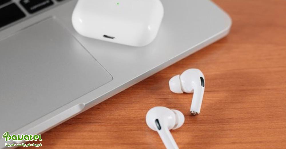 اتصال ایرپاد به لپ تاپ در ویندوز