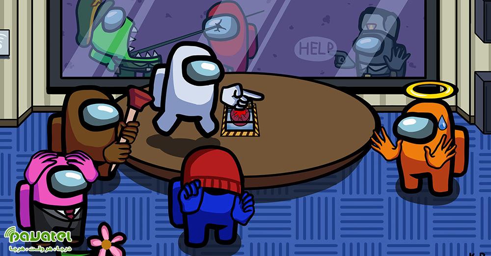 عرضه بازی Among Us برای پلی استیشن 5