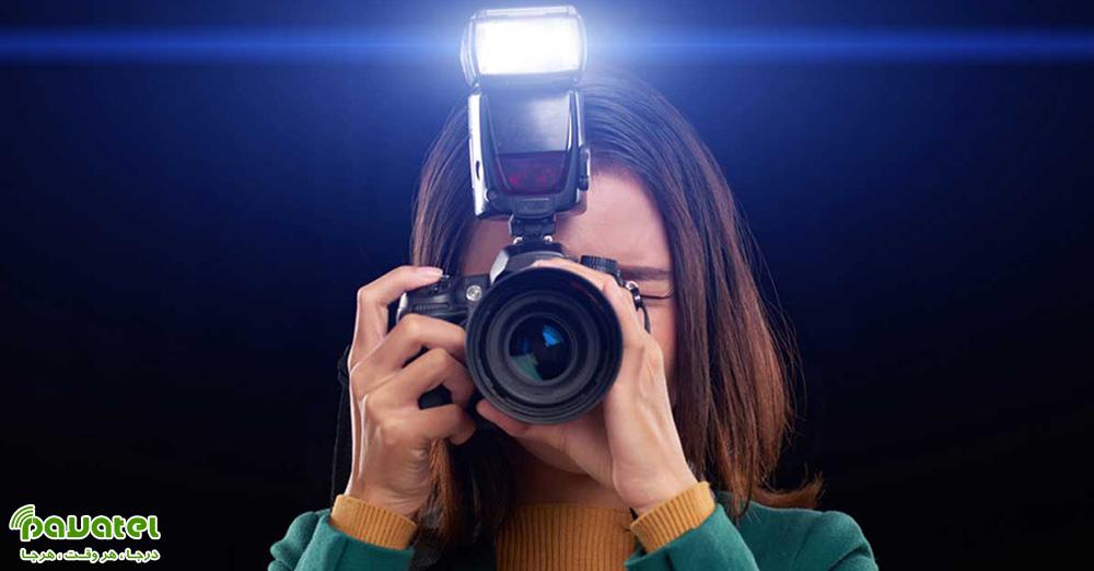 زمان استفاده از فلاش دوربین در عکاسی