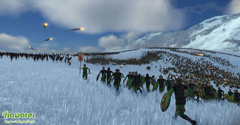 نسخهی بازسازی شدهی Total War: Rome