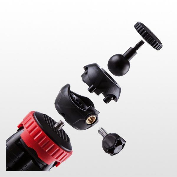 سه پایه دوربین قابل انعطاف