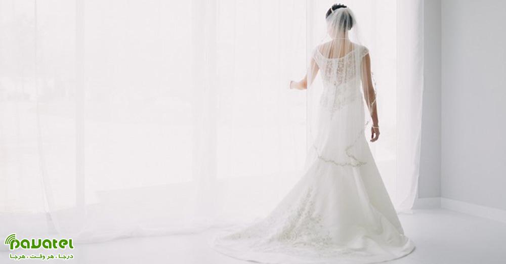 نورپردازی در عکاسی عروسی
