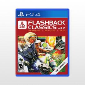بازی پلی استین 4 ریجن Atari Flashback Classics: Volume 2 - All