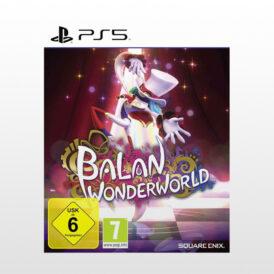 بازی پلی استیشن 5 - Balan Wonderworld