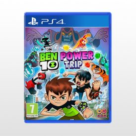 بازی پلی استیشن 4 ریجن 2 - Ben 10: Power Trip