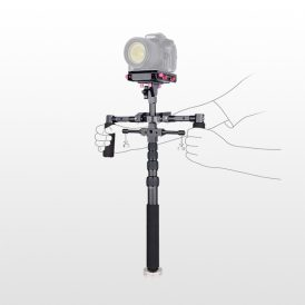 استابلایزر یلانگو Yelangu C300 Double Handheld stabilizer