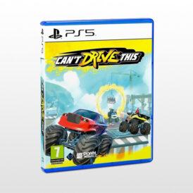 بازی پلی استیشن 5 - Can't Drive This