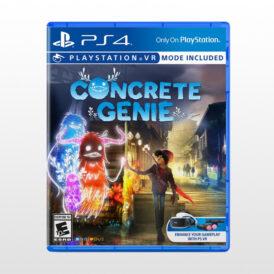 بازی پلی استیشن 4 ریجن 2- Concrete Genie