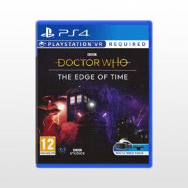 بازی پلی استیشن 4 ریجن 2 - Doctor Who: The Edge of Time-VR