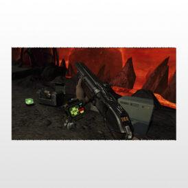 بازی پلی استیشن 4 ریجن 2 - Doom 3 VR Edition