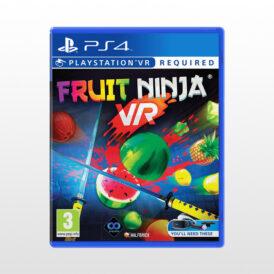 بازی پلی استیشن 4 ریجن 2 - Fruit Ninja-VR