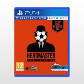 بازی پلی استیشن 4 ریجن 2 - Headmaster: Extra Time Edition-VR