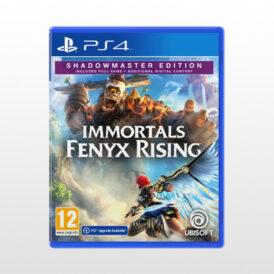 بازی پلی استیشن 4 ریجن 2 - Immortals: Fenyx Rising Shadowmaster Edition