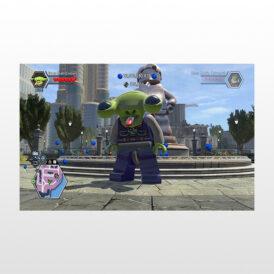 بازی پلی استین 4 ریجن 2 - LEGO City Undercover
