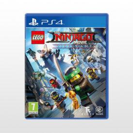بازی پلی استین 4 ریجن 2 - LEGO Ninjago Movie Game