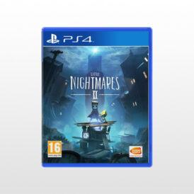 بازی پلی استیشن 4 ریجن 2 - Little Nightmares II