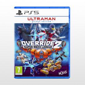 بازی پلی استیشن 5 - Override 2: Super Mech League Ultraman Deluxe Edition