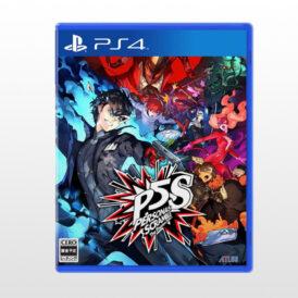 بازی پلی استیشن 4 ریجن 2 - Persona 5 Strikers