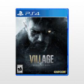 بازی پلی استیشن 4 ریجن 2 - Resident Evil Village