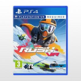 بازی پلی استیشن 4 ریجن 2 - Rush-VR