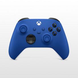 دسته ایکس باکس Wireless Controller Series Shock Blue