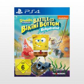 بازی پلی استین 4 ریجن 2 - SpongeBob SquarePants