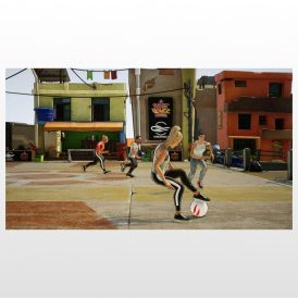 بازی پلی استیشن 4 ریجن 2 - Street Power Football