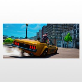 بازی پلی استیشن 4 ریجن Taxi Chao - All