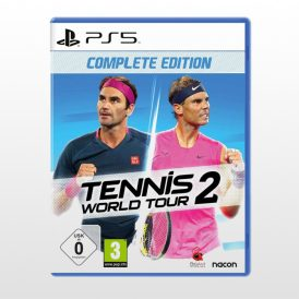 بازی پلی استیشن 5 - Tennis World Tour 2 Complete Edition