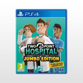 بازی پلی استیشن 4 ریجن 2 - Two Point Hospital: Jumbo Edition