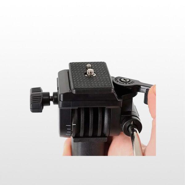 تک پایه عکاسی وفیلم برداریVelbon UP400DX