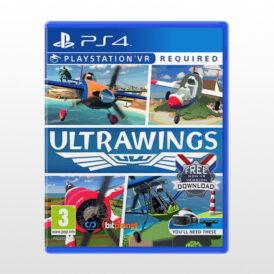 بازی پلی استیشن 4 ریجن 2 - Ultrawings-VR