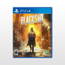 بازی پلی استیشن 4 ریجن 2 - Blacksad: Under the Skin Limited Edition