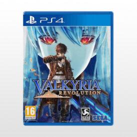 بازی پلی استیشن 4 ریجن 2 - Valkyria Revolution