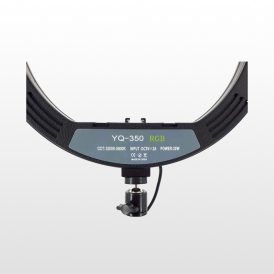 رینگ لایت YQ-350 RGB RING LIGHT