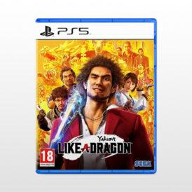 بازی پلی استیشن 5 - Yakuza: Like a Dragon