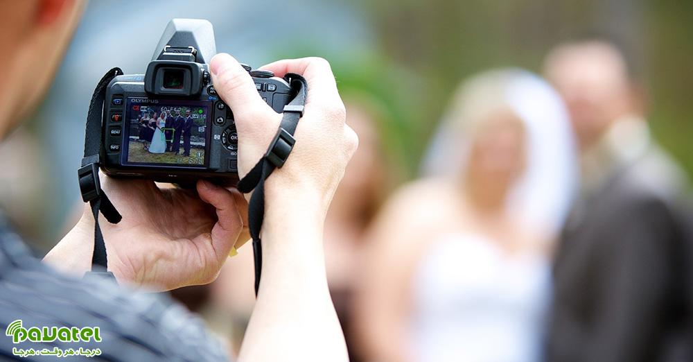 چالش های عکاسی عروسی