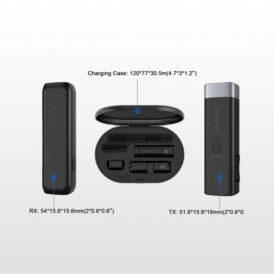 ميکروفن بويا BOYA BY-WM3U Microphone+Type C Adaptor