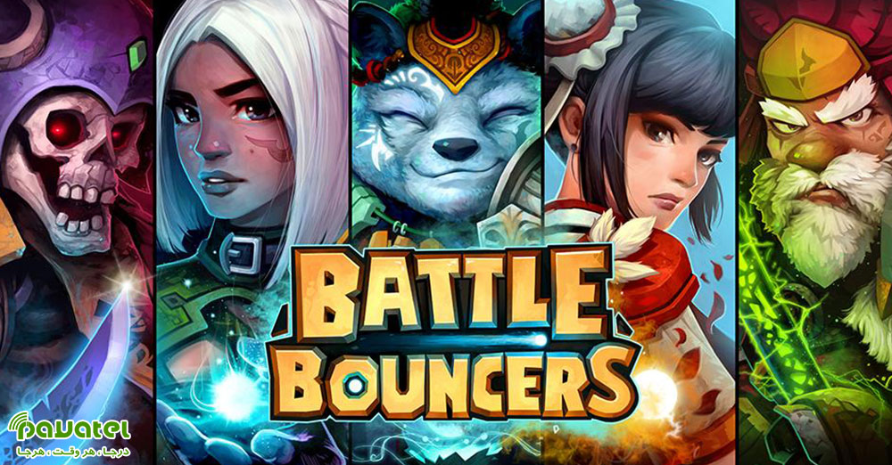 بررسی بازی Battle Bouncers