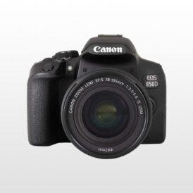 دوربین عکاسی کانن Canon EOS 850D kit EF-S 18-135mm f/3.5-5.6 IS USM