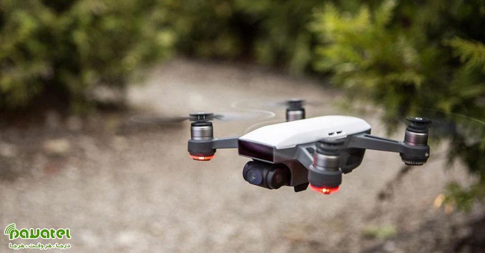 بررسی پهپاد دی جی آی DJI Spark Fly More Combo