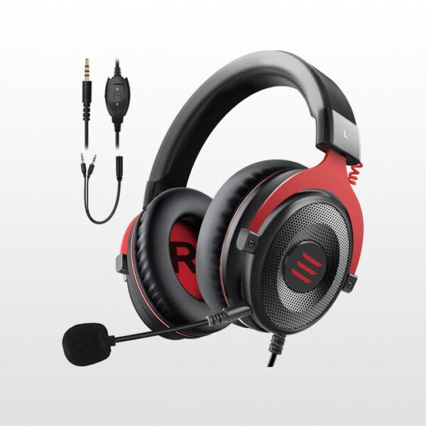 هدست گیمینگ EKSA E900 Stereo-Black/red