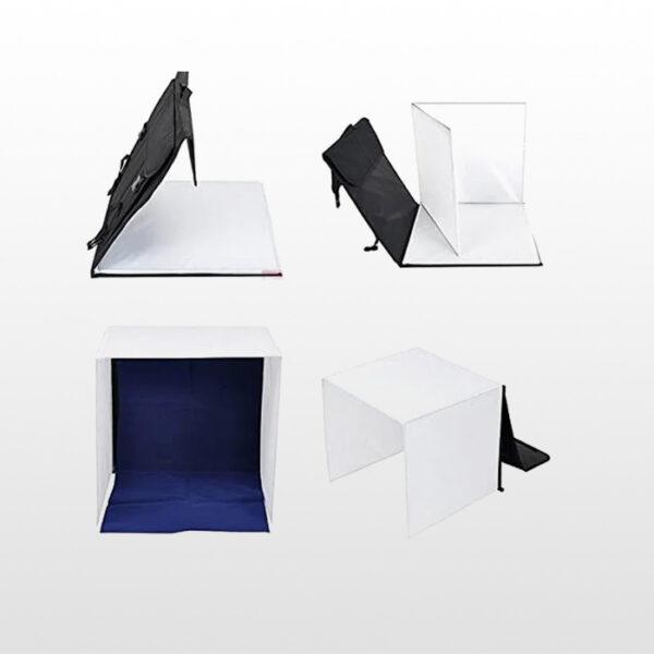 کیت خیمه با نورثابت کم مصرف Light Tent Kit 40x40cm