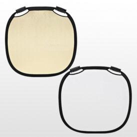 رفلکتور پروفوتو Profoto Collapsible Reflector – Sunsilver/White 85cm